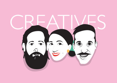 Creatives Portrait Series